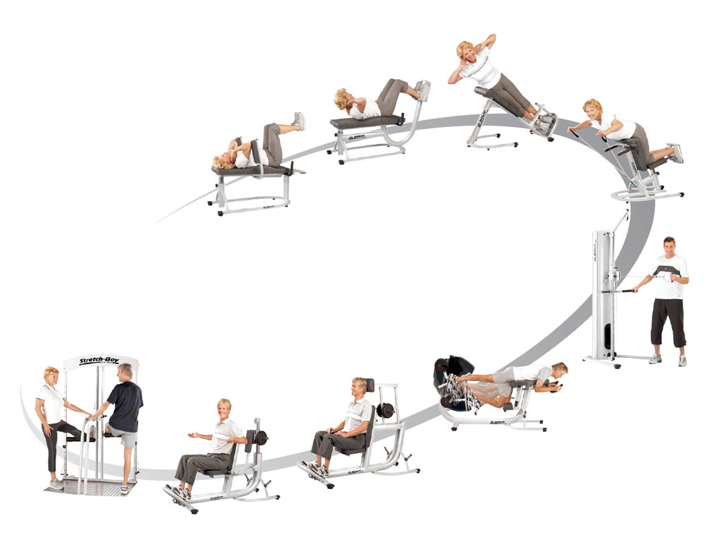 Rücken-Intensiv-Programm | Physio Profil Bad Hersfeld